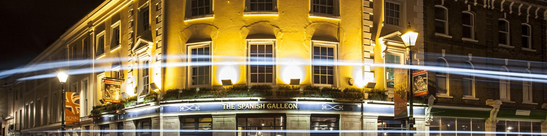Spanish Galleon, Greenwich